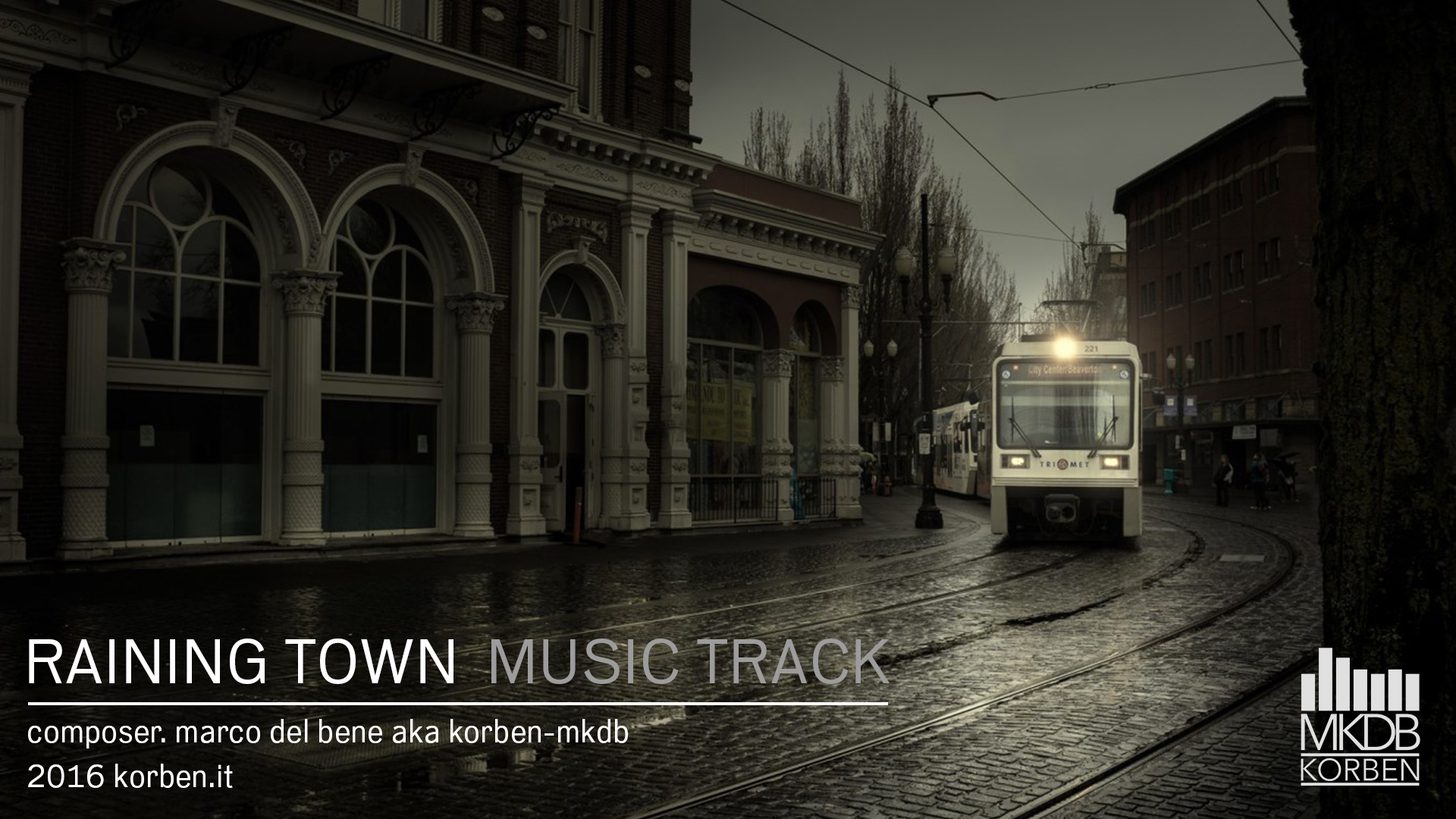 Raining Town – 2016 Music Soundtrack
