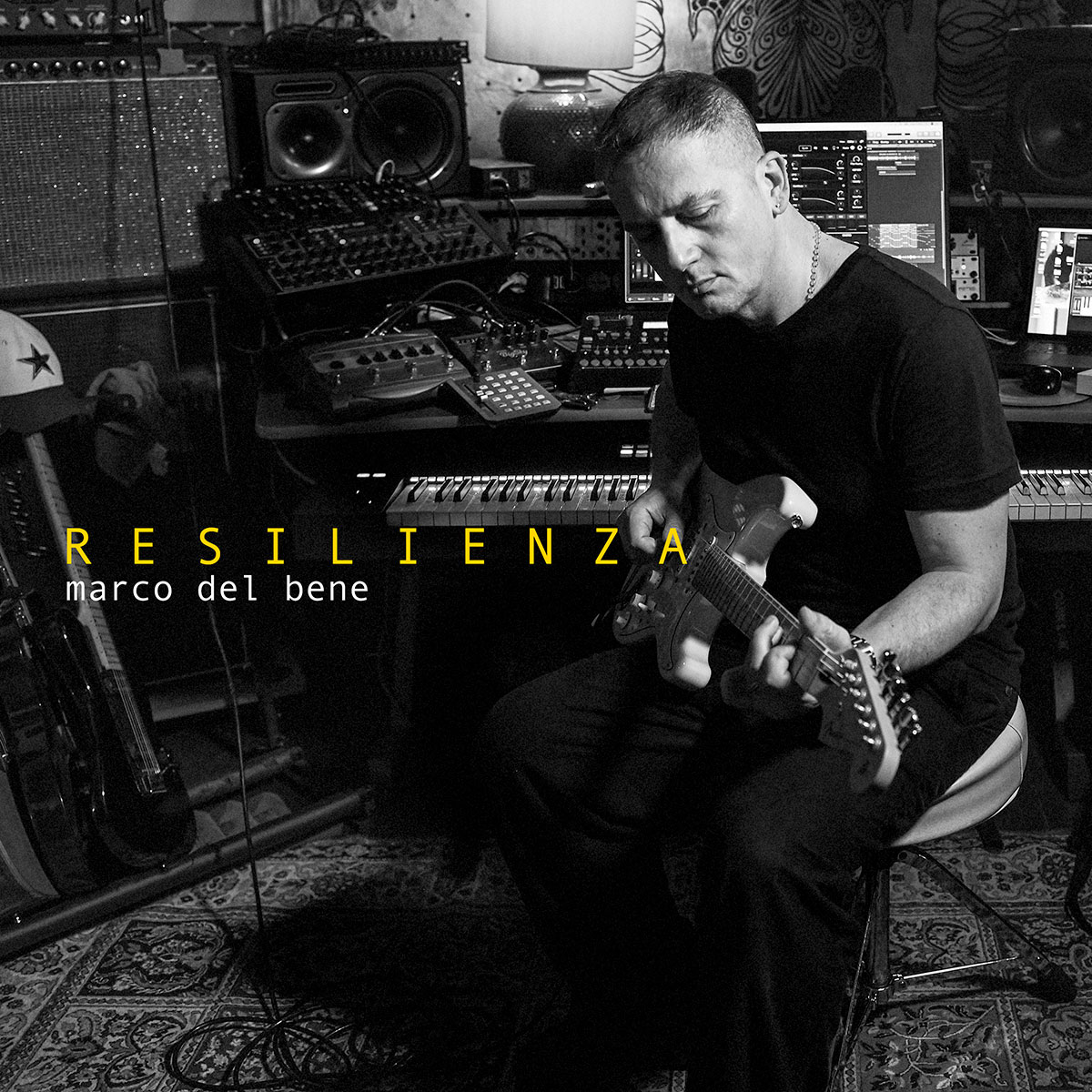 Resilienza, cover del singolo